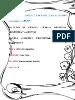 Monografia de Aji Paprika