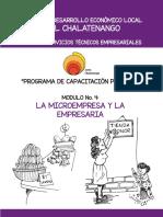 1436049478-Cuaderno 4. La Microempresa y La Empresaria