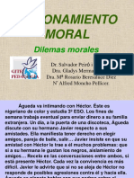 13. Razonamiento Moral
