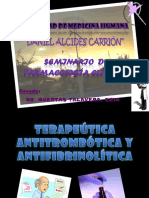 Semi de Terapeutica Antitrombotica 2003