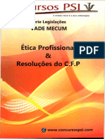 Etica Profissional e Resoluções do CFP (Concursos Psi) (1).pdf