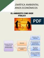 La Problemática Ambiental en Términos Económicos
