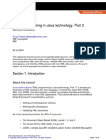 XML Java Part2