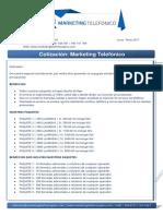 Nuestros Paquetes - Marketing Telefonico Perú