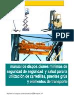 Manual Inspeccion Carretillas y Polipasto