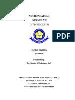 Neuroanatomi NERVUS XII ojan.doc