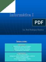 Informatica Clase 1