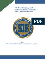 Analisis Ley de Bancos y Grupos Financieros Trabajo Docx