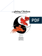 fighting chicken project