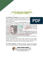 Ficha Tecnica Plantas Aromaticas