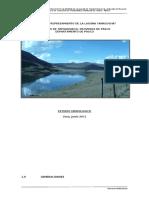 Estudio Hidrologico Presa Laguna Yanacocha