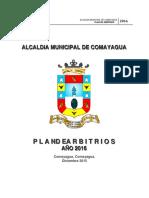 Plan Dear Bit Rios 2016