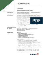 Sopuroxid 15 - 152 - Esp