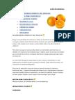 Flugograma Naranja Nectar