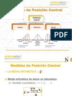 Medidas de Posición Central y no Central .pptx