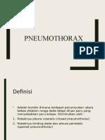 306164578 Ppt Pneumothorax