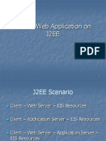 Build a Web Application on J2EE.ppt