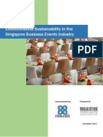 Singapore SustainabilityIn the Business Industry