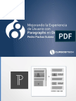 Mejorando la experiencia de usuario con Paragraphs en Drupal 8