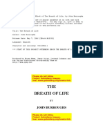 The Project Gutenberg Book of Life