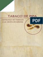 Catalogo Tabaco Pipa 2015