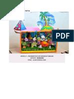 Psv Tahun 4 Diorama