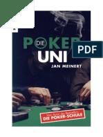 101782228 Jan Meinert Die Poker Uni