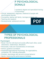 1_Science of Psychology Part 2 and 3