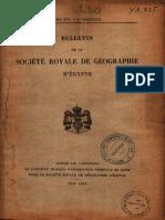 Daressy, G - Les branches du Nil sous la XVIIIe dynastie BSRGE 4e série 16,4 (1929) 293-329