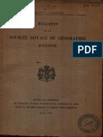 Daressy, G - Les branches du Nil sous la XVIIIe dynastie BSRGE 4e série 17,3 (1931) 189-223