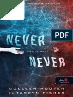 Colleen Hoover - Soha, _de Soha 2. (Never Never 2.)