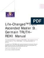 Life-Changed Non–Traditional Truth–Ascended Master St. Germain Truth–Manual 05242013