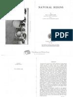Williams,Don Gidvani Natural Resins Part 1