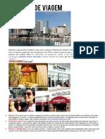 Guia turistica de Miami