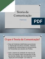 Teoria Da Comunicação_Introdução