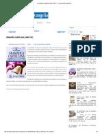 Gramatica Castellana (Libro PDF) _ La Verdad Del Evangelio