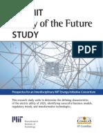 20141015 Utility Future Study Prospectus