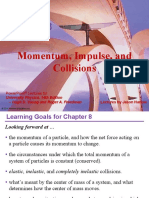 Momentum Impulse and Collision