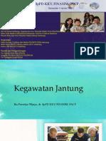 Clinical Mentoring 10 Kegawatan Jantung Oleh Dr. Ika Prasetya Wijayasppd Kkv Finasim Facp