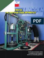 Catalogue Industrial Pumping Equipment