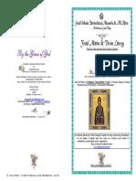 2017- 22 July - Mat-lit-st Mary of Magdala