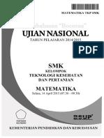 123cara.com - Pembahasan Soal UN Matematika TKP SMK 2015.pdf