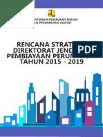 Renstra Ditjen Pembiayaan Perumahan 2015-2019.pdf