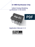dsp-G1 manual v1.0
