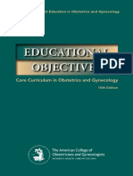 Creo g Educational Objectives 10 the Dition