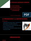 Organizacion - RRHH