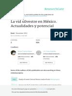La Vid Silvestre en México