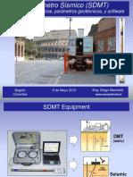 Dilatometro Sismico