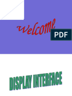 Disp 7 Interface