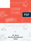 Classroom Discourse Ppt (1)